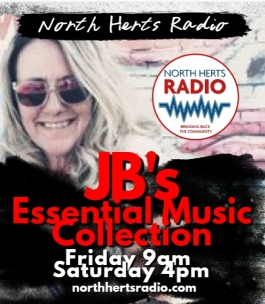 It's only JB's Essential Music Collection in 10 minutes at 10am  on   #badass  Download the APP, Listen on Alexa or online.   #weekend #break #music @JB_DJradio