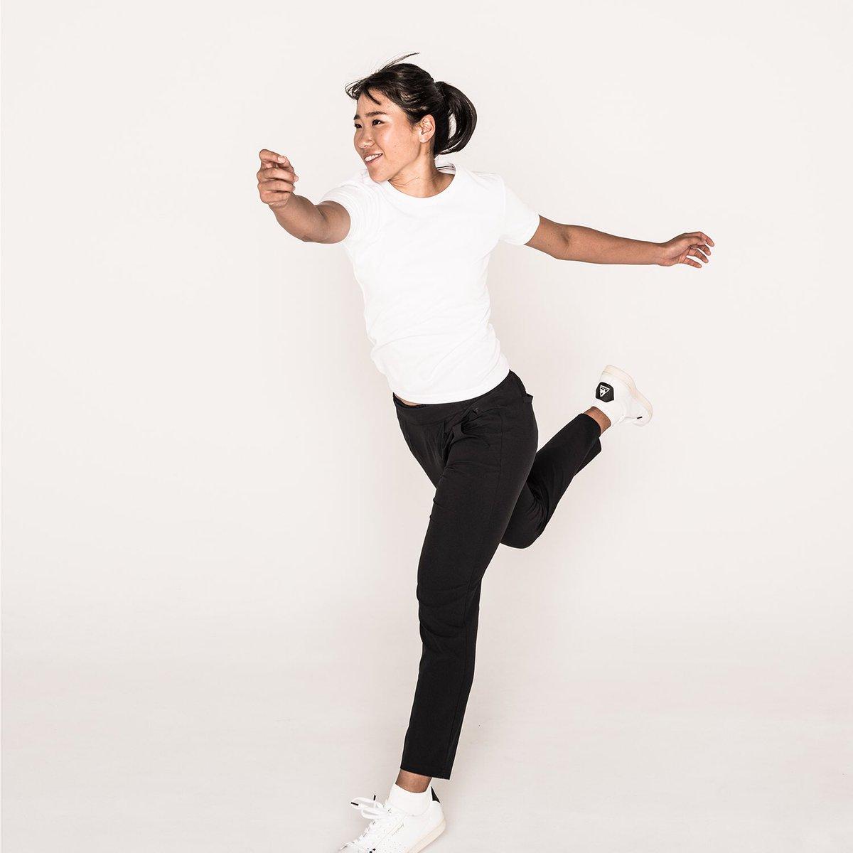 #日比野菜緒 /プロテニスプレイヤー #小林愛三 /キックボクサー #Ami /ダンサー #橋本優弥 /自転車トラックレース選手  彼女たちが履く新作 #エアスタイリッシュパンツ がもらえるキャンペーン実施中!  詳しくはこちら   #lecoqsportif #ルコックスポルティフ