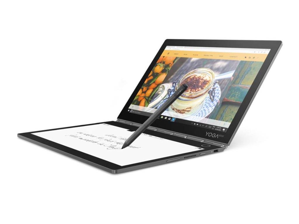 #Lenovo YogaBook C930 YB-J912F Intel i5-7Y54/10.8 QHD/4GB/256GB SSD/Intel UHD/Win10 Home #itoprema #novisad #Srbija #bitdefendersrbija #računari #prodajaracunara #notebook #teamviewersrbija #oprema #prodaja #tastatura