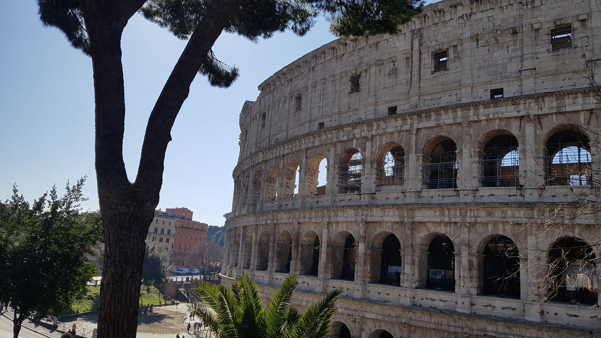 #goodbye @Roma, thank you for the  lovely #scientific #exchanges @ECFG_15 @SapienzaRoma and your lovely #food, #weather and #people.