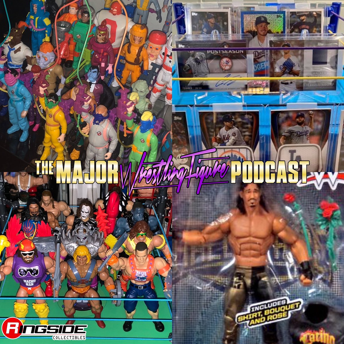 DOWNLOAD THIS WEEK'S @MajorWFPod! @TheCurtHawkins & @zackryder discuss unboxing Real @Ghostbusters figs, @mattel Masters of the @wwe Universe figs, their favorite Eddie Guerrero, more @Topps card breaks, & much more! LISTEN TO HEAR HOW TO WIN @RealPaigeWWE FROM @RingsideC!