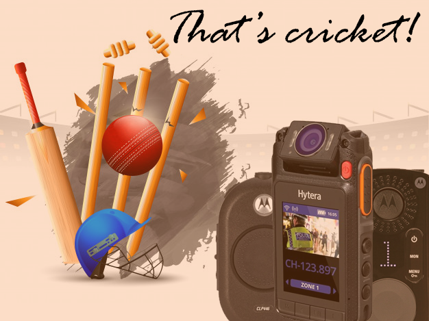 #Cricket Clubs have high volumes of visitors. As an employer, you have a duty of care to your staff to ensure you are giving them the protection they require. Two-way #radio systems & software #applications can ensure you are adhering to stringent #health & #safety laws