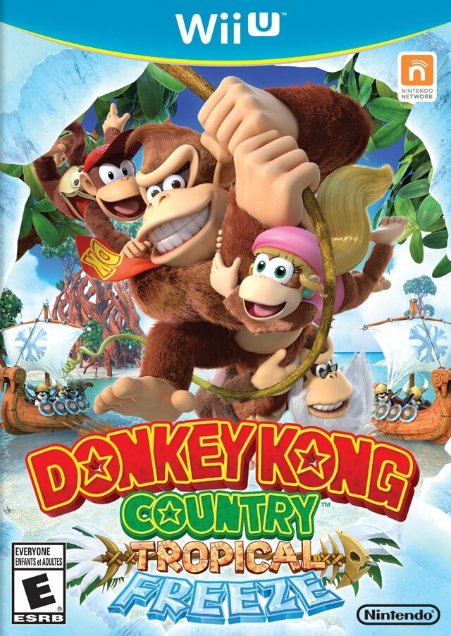 Released in North America on this day in 2014 for #NintendoWiiU, Donkey Kong Country: Tropical Freeze! https://www.pixelpendium.com/platforms/nintendo-wii-u/donkey-kong-country-tropical-freeze … #gaming #DonkeyKongCountryTropicalFreeze #DonkeyKongpic.twitter.com/Q7qvUTst1v
