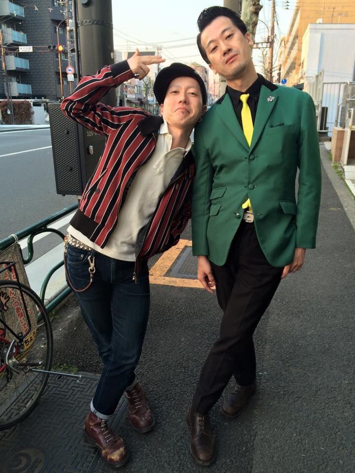 稲見さん☺️✨この日も俺らはキメキメでいくので大阪の皆様、何卒宜しくお願い致しますね😎😎👇ご予約はお早めに👇http://www.autocratics.com https://twitter.com/mito173/status/1230495101513650176…