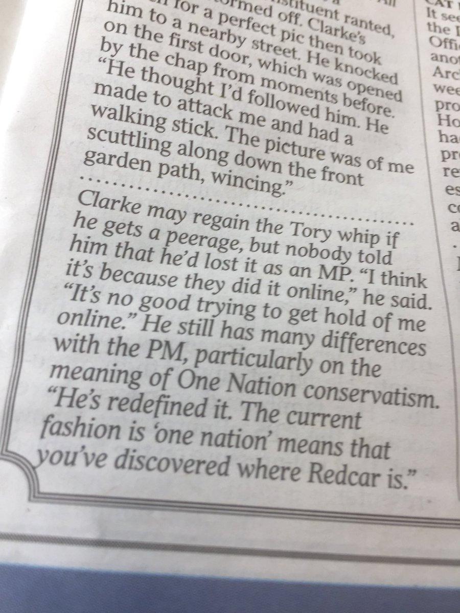 "I like the new definition of ""one nation"" courtesy of Ken Clarke @RichardTyndall !"