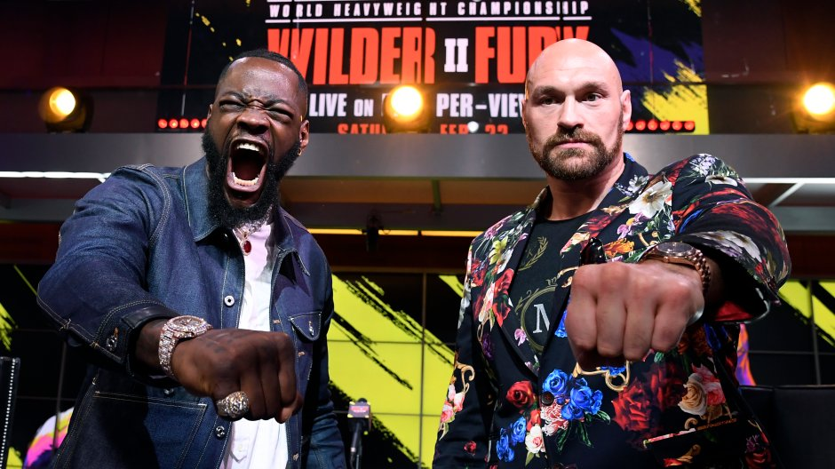 Get pumped for #WilderFury2 with @SiriusXMBoxing's exclusive slugfest coverage: siriusxm.us/wilderfury