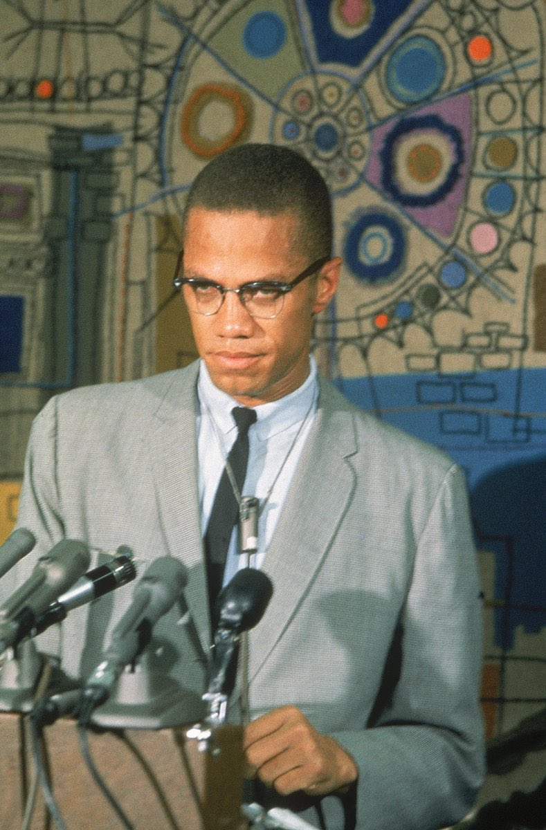On this day Malcolm X was assassinated by the U.S government