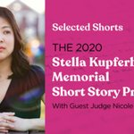 Image for the Tweet beginning: The 2020 Stella Kupferberg Memorial