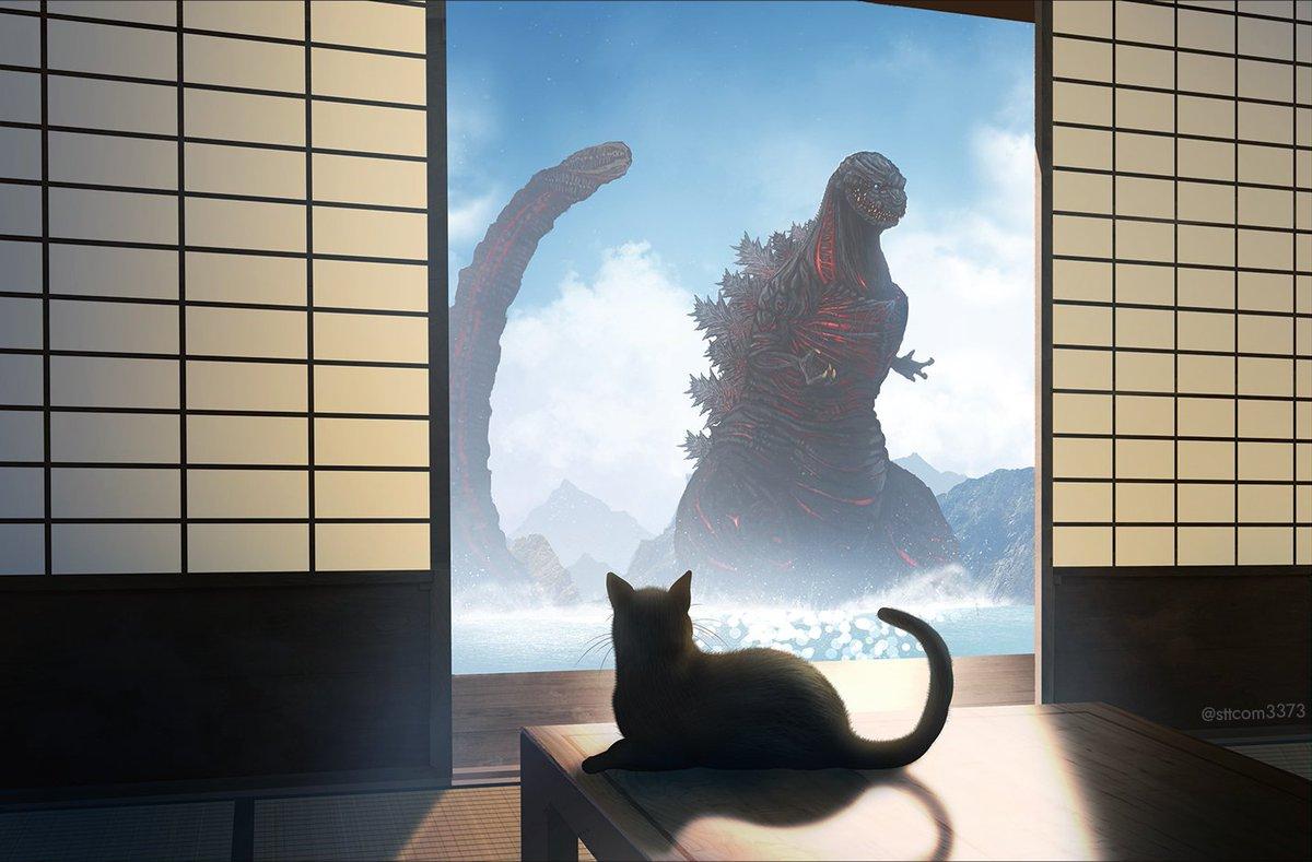 どこからどう見ても猫のイラスト集です。よろしくおねがいします。#猫の日