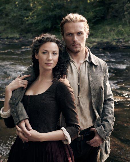 … #OutlanderSeasonFive #CaitrionaBalfe #Samheughan #STARZ