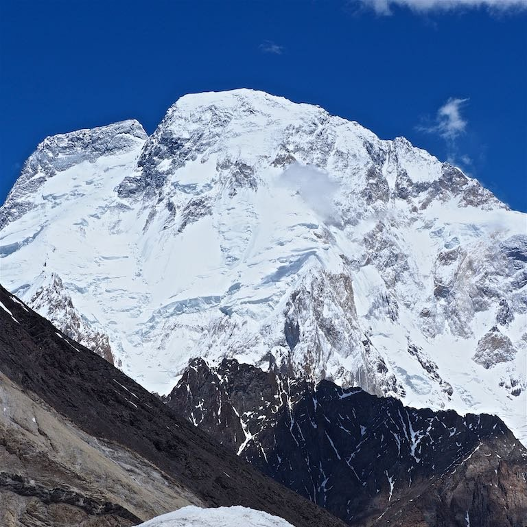 Broad Peak originally named K3, known locally as Faichan Kangri, Alpine Adventure Pakistan offering Fixed departure to broad peak Expedition Pakistan 2020. https://adventureguide.com.pk/product/broad-peak-expedition/…  #mountaineering #karakoram #mountains #trekking #expedition #adventure #travel