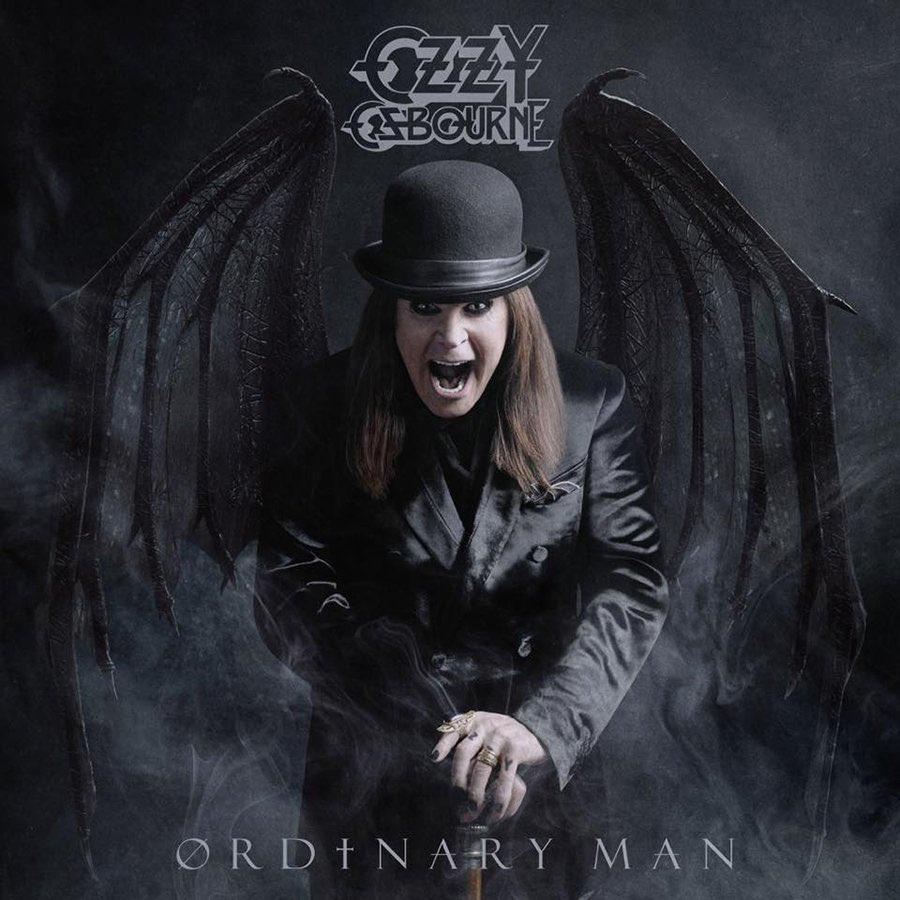 RT @BlackSabbath: . @OzzyOsbourne's new album 'Ordinary Man' is out TODAY! https://t.co/Ein5rHngbS https://t.co/QdbwfSFvMw
