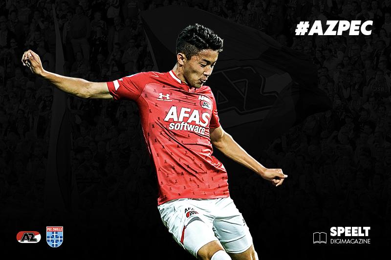 🔴 Alles over AZ - PEC  💬 Interview Sugawara 📋 Selecties 📺 Slot 📝 Huiberts  ➡️ https://bit.ly/2VbmKS3  #azpec #AZ #Eredivisie