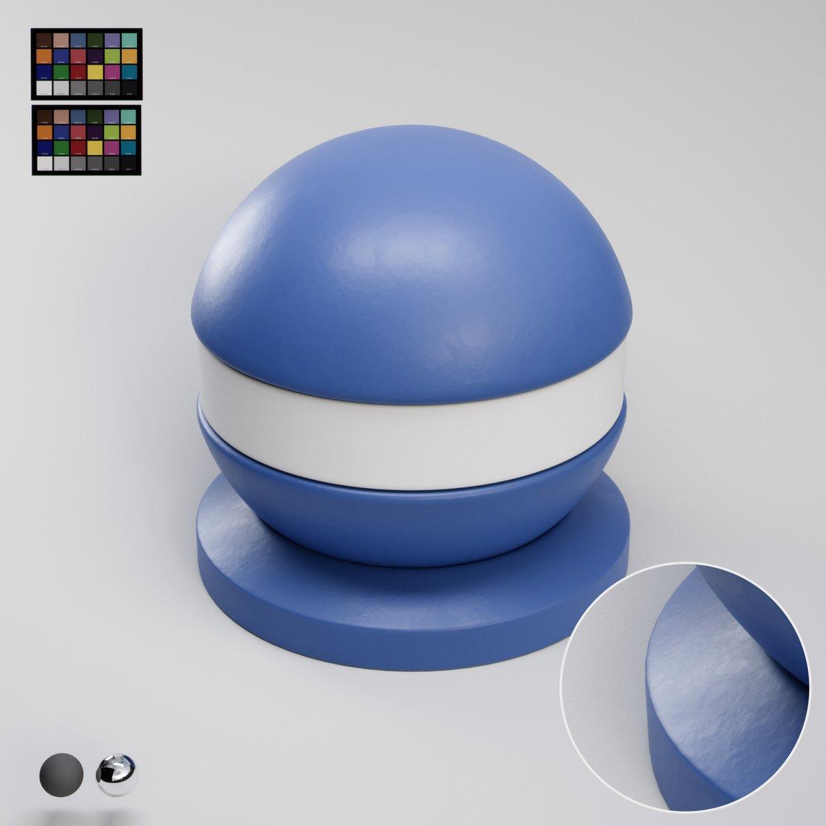 Day 309 More #Rubber  #3dartist #3darch #pbr #365materials #architecture #3dsMax #texture #process #digitalart #pbrmaterial #texturing #cgi #3D #d #rendering #autodesk #arnoldrender #substancedesigner