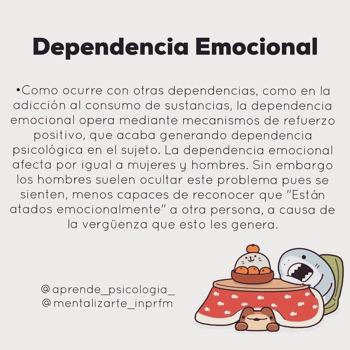 ¿Han escuchado de la dependencia emocional? ¡Conoce y pon en práctica los límites de tu independencia! 💃🏼#mentalizarte #mentalízate #dependenciaemocional #saludmental #hablemosdesaludmentalSíguenos en IG: Mentalizarte_INPRFM