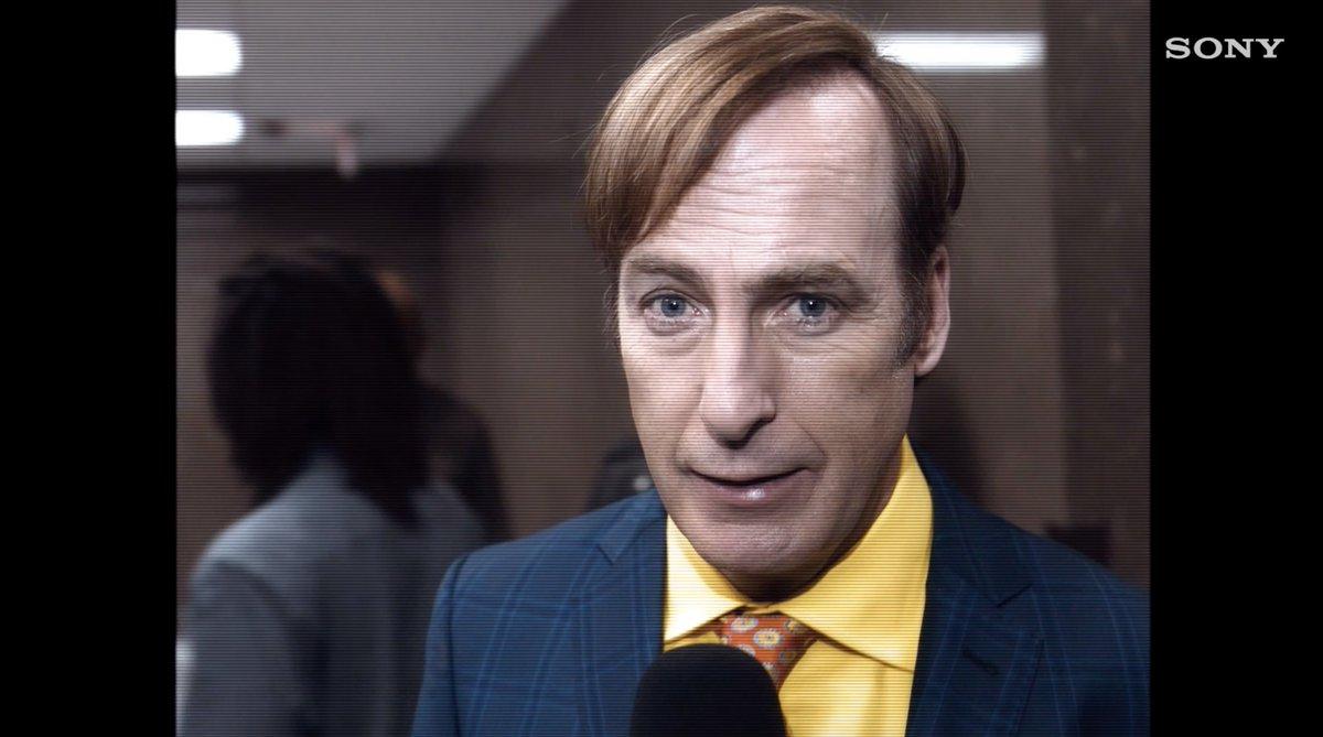 Welcome to Saul Goodman's world. #BetterCallSaul returns to @AMC_TV this Sunday.