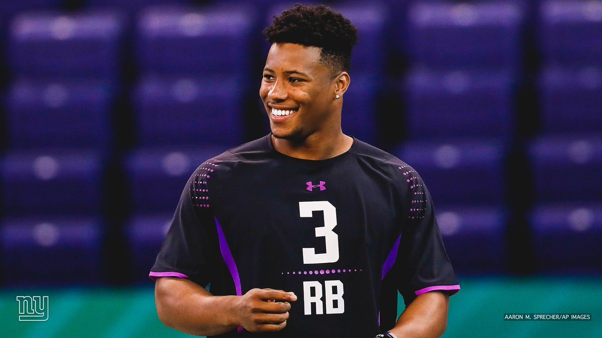 Countdown to the #NFLCombine 😁 #FridayFeeling