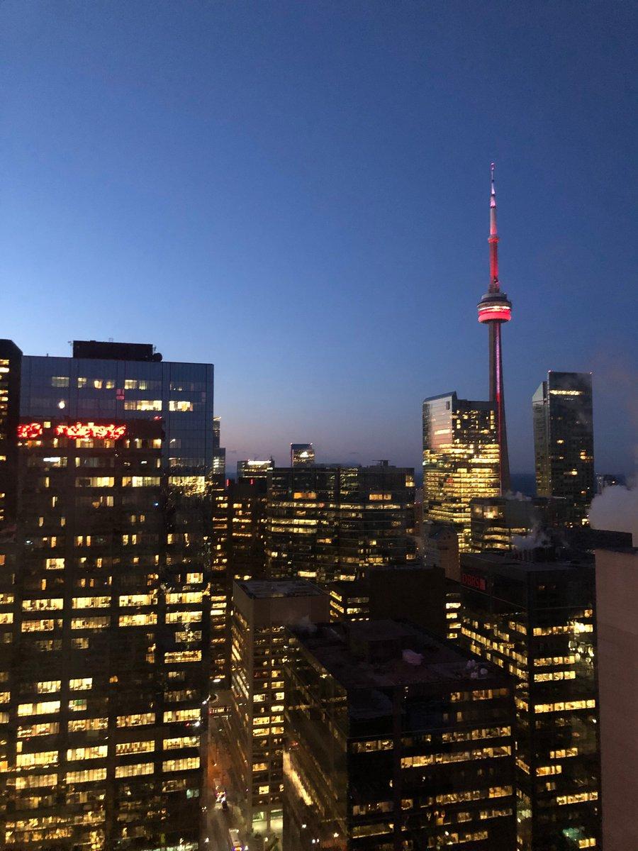 Good morning Toronto and #RFTLOI2020
