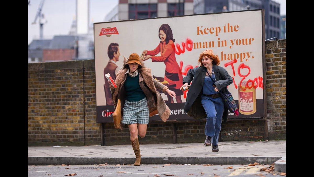 (#MISBEHAVIOUR - Behind The Scenes #Featurette - Keira Knightley, Gugu Mbatha-Raw, Jessie Buckley) - https://cinemagotrailers.co.uk/misbehaviour-behind-the-scenes-featurette-keira-knightley-gugu-mbatha-raw-jessie-buckley/…  #BEAUTYPAGEANT #BehindTheScenes #Exclusive #Film #JessieBuckley #KeiraKnightley #MISSWORLD #WOMENSLIBERATIONMOVEMENT pic.twitter.com/oUgpL7Szeb