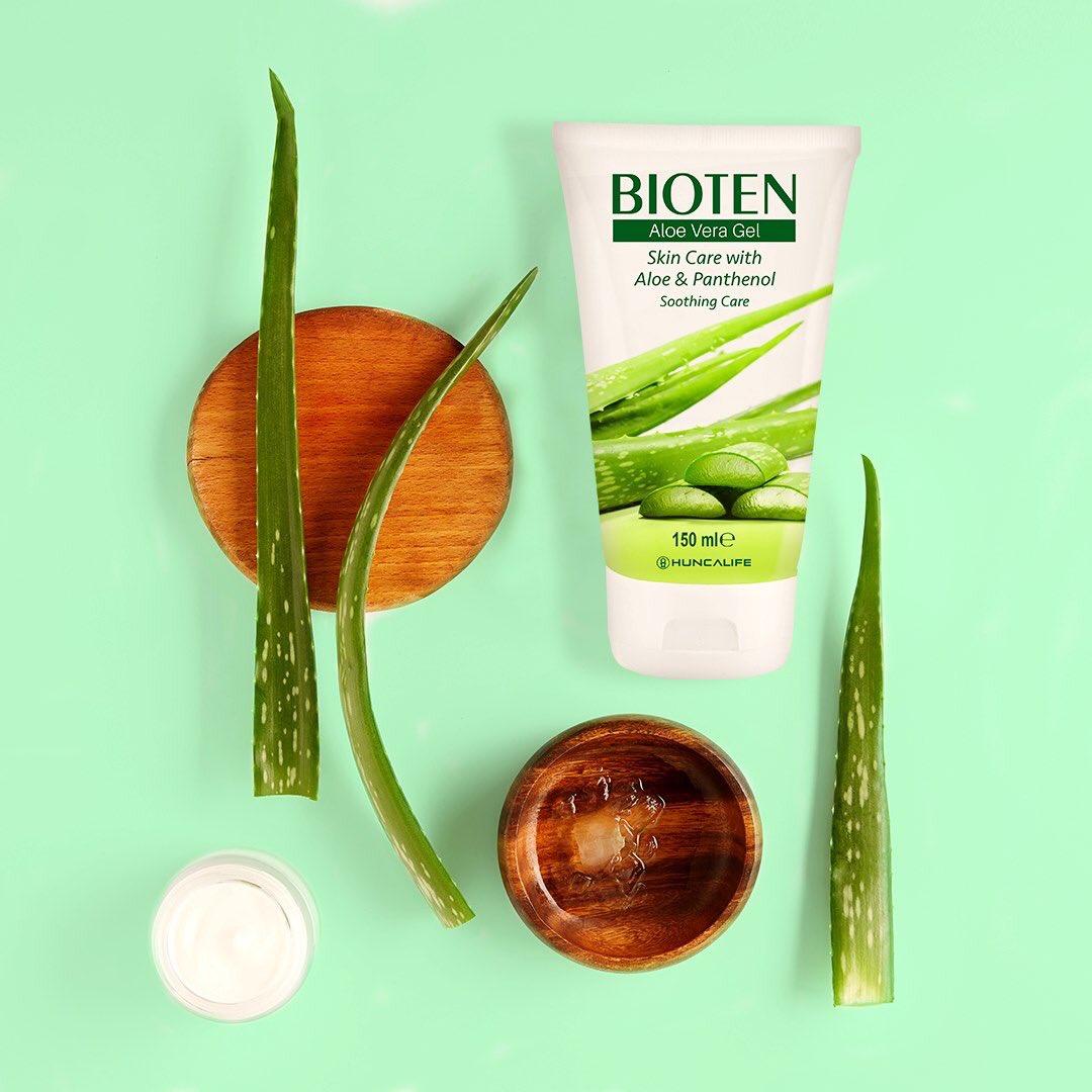 Aloe Vera'nın yenileyici etkisiyle tanışın. Aloe vera özü ve panthenol içerikli formülüyle cildini ferahlatmaya ve nemlendirmeye yardımcı olur.💁♀️🌿💚 🔎Ürün kodu: 27672