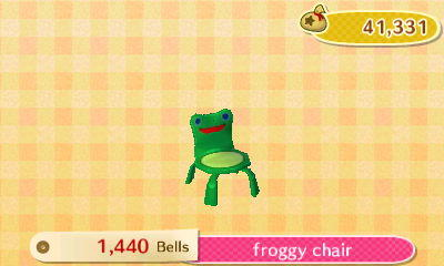 Mod Dio On Twitter Petition To Add Froggy Chair To Osrs