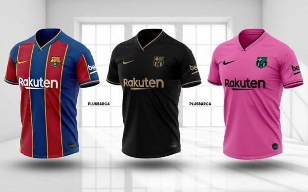 Barcatimes On Twitter Barca Kits For 2020 2021 Season