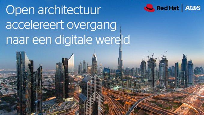 In samenwerking met technologiepartner Red Hat is het Atos Standardized Interoperability...