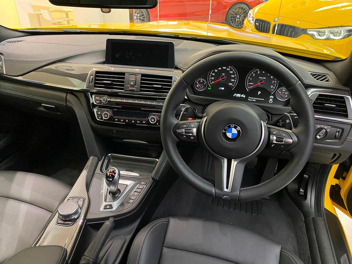 The BMW M4 Competition Coupé brings the driver and the journey in greater sync thanks to stunning innovation and connectivity.   Why not direct message us now or click the link below to find out more: http://bit.ly/2T16YWY   #bmwuk #bmwgroup #bmwparklane #parklanejourney