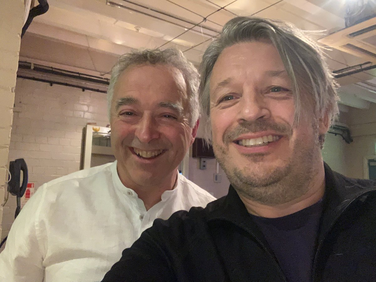 Award-winning writer Frank Cottrell-Boyce is on RHLSTP With Richard Herring: http://bit.ly/3bUpwRq pic.twitter.com/7821F7PTQt