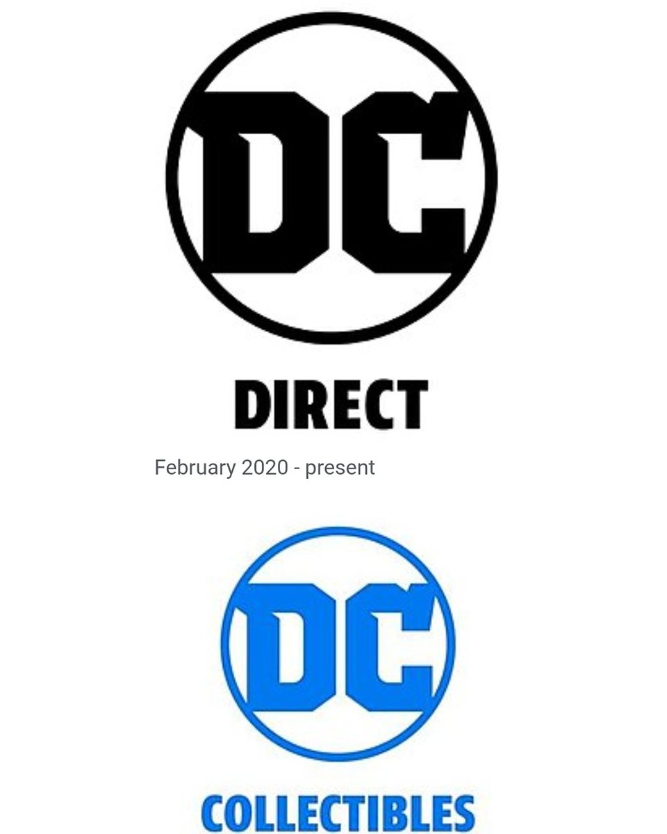Hey, welcome back!  I was fine with the DC Collectibles name, but I can't help to wax poetic about those early DC Direct figures.... TDKR, Hush, Kingdom Come, Long Halloween... They weren't perfect but they were, and still are, something special. pic.twitter.com/isSWFRtZwB