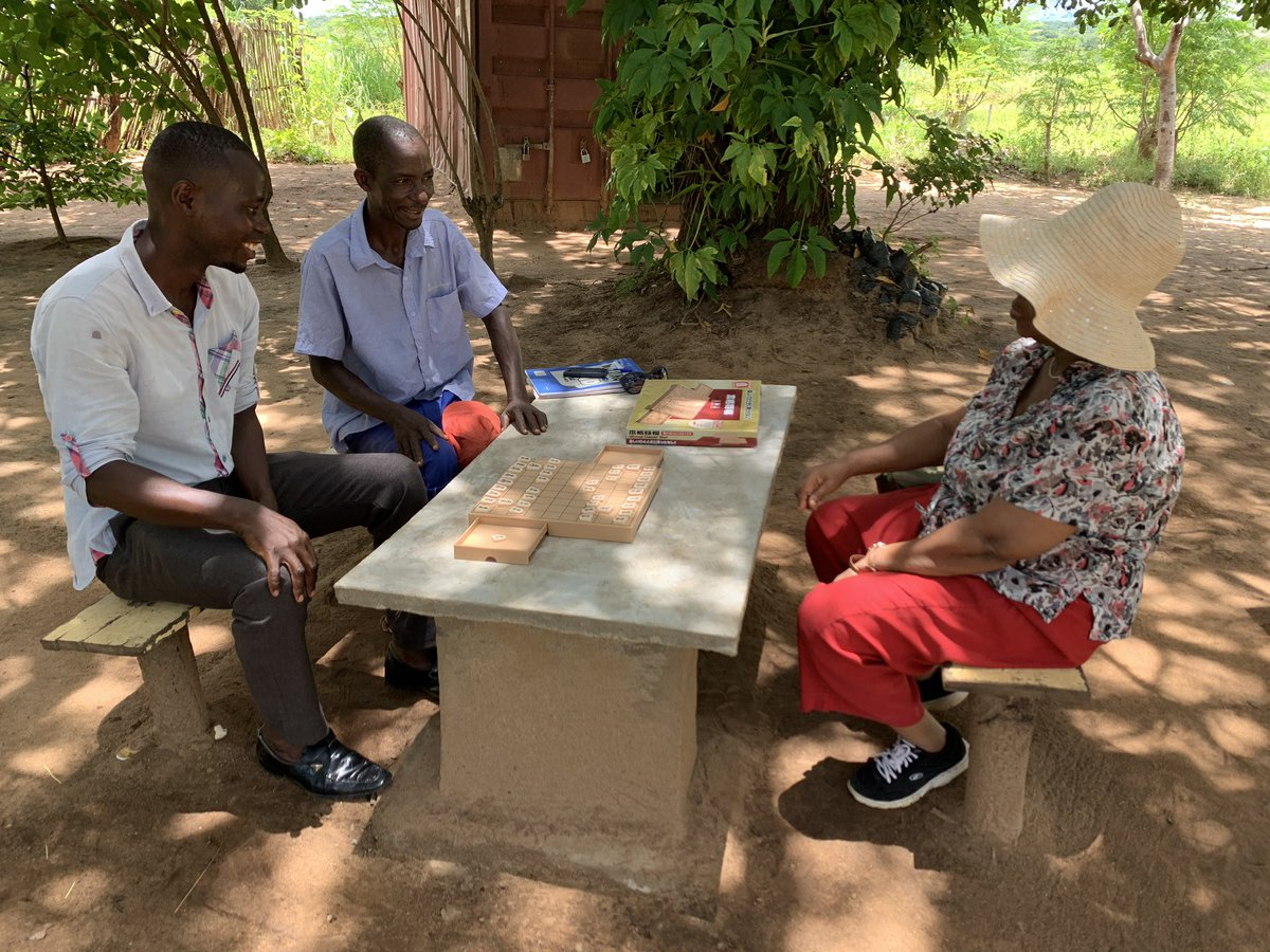 やんびー@モザンビークで起業さんの投稿画像