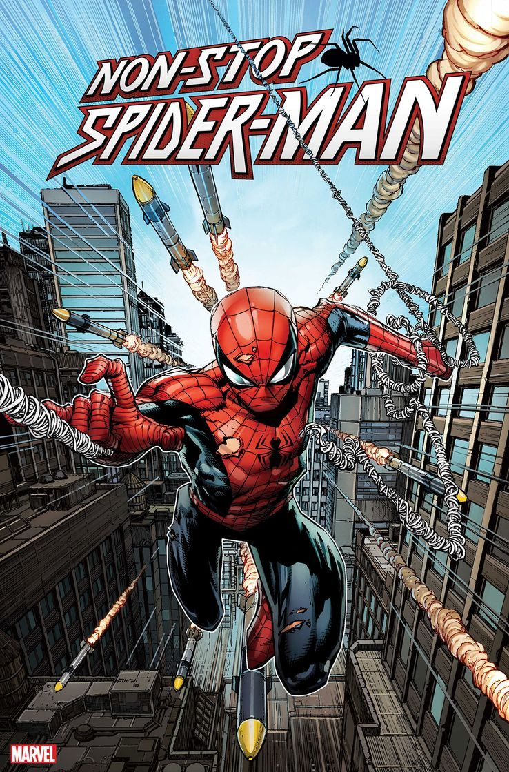 New Spider-Man series launching in June by Joe Kelly & ChrisBachalo http://taylornetworkofpodcasts.com/2020/02/21/new-spider-man-series-launching-in-june-by-joe-kelly-chris-bachalo/…