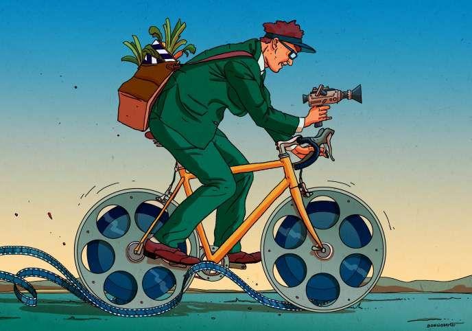 #FridayFeeling : Le #cinema passe au vert. De la production en passant par la salle de cinéma, toute l'#industrieducinema agit pour de #meilleurespratiques #ecologiques ! #ecoproduction @Ecoprod_france  https://t.co/6aYBxUsisQ https://t.co/E8nYbj3sxH