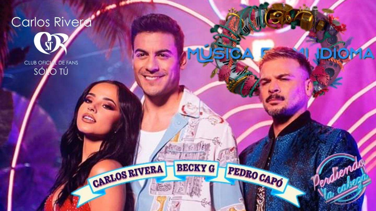 Hola @quieromusicatv Queremos ver y escuchar a #CarlosRivera con su tema #PerdiendoLaCabeza y dejo mi voto para #Los15Mejores #Pop Muchas gracias! @ClubSoloTu_Arg @SonyMusicArg @LauriaProd @WestWoodEnttpic.twitter.com/1S7Gnv7RmP