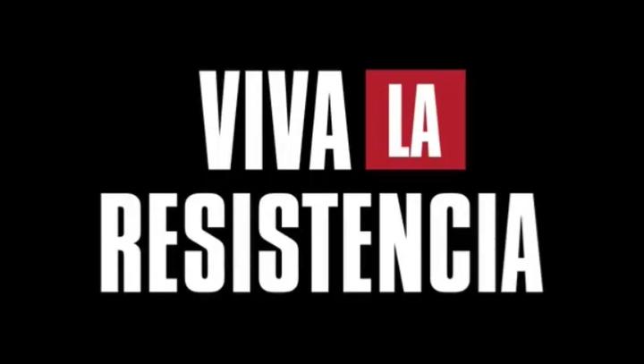#Resistance @lacasadepapel pic.twitter.com/bkghrCfRTw