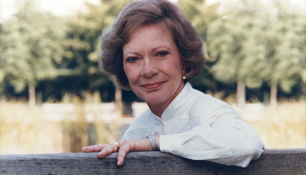 When Rosalynn Carter was 12, her father became terminally ill. She saw firsthand that caregivers can feel isolated & experience emotional distress.   On #NationalCaregiversDay, we salute all caregivers. Please #ThankACaregiver today. Kindness helps.  @RCICaregiving