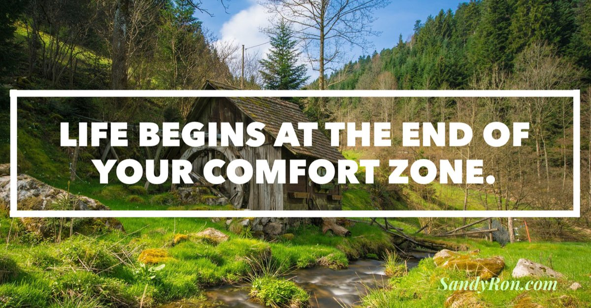 Life begins at the end of your comfort zone.  #bemyownboss #motivationalquotesandsayings<br>http://pic.twitter.com/zIEVvr96vi