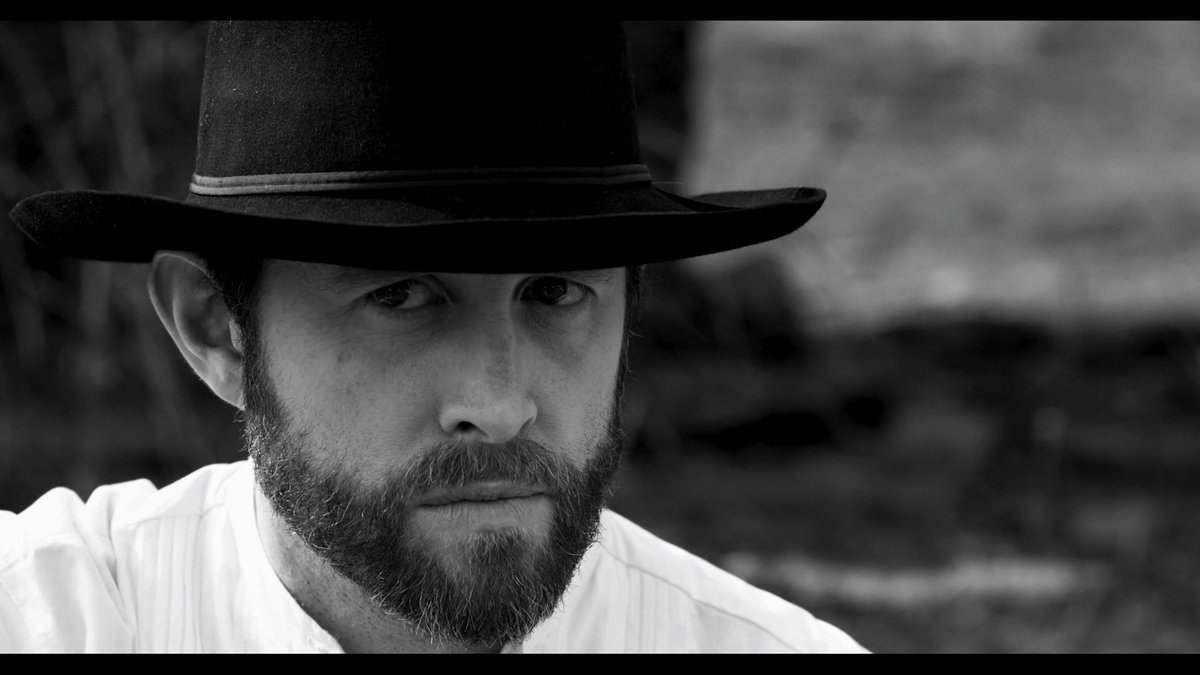 """She's worth it.""  Screen grab from our film Blood Is My Fate, coming soon! #bloodismyfate #western #shortfilm #cowboys #leadingman #badguys #outlaws #film #wildwest #boone #nc #usapic.twitter.com/8CzjVVEmj2"