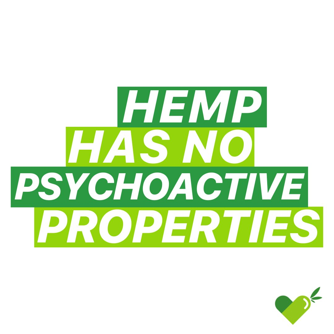 This #factfriday, we're clearing up a common misconception of hemp! Because all of our products are broad-spectrum CBD, no psychoactive cannabinoids are included in them #CBD #CBDoil #hemp #CBDhealth #wellbeing #CBDbenefits #CBDproducts #organicpic.twitter.com/JHPLLMSHPq