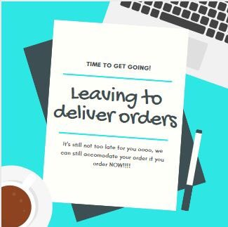 It is delivery day, and we are ever ready to display our competent, reliability, loyalty and professionalism. It's still not late to make your order if you order NOW!!!! #FridayDelivery #LeavingToDeliverOrders #AbattoirFresh #Cow/GoatSharingaslowasKG