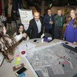 Image for the Tweet beginning: Hack4mobility'de gençlerin fikirleriyle;  Parklardaki egzersiz aletleri