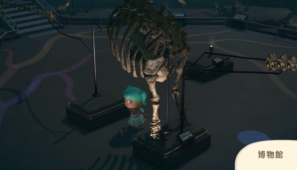 あつ 森 化石