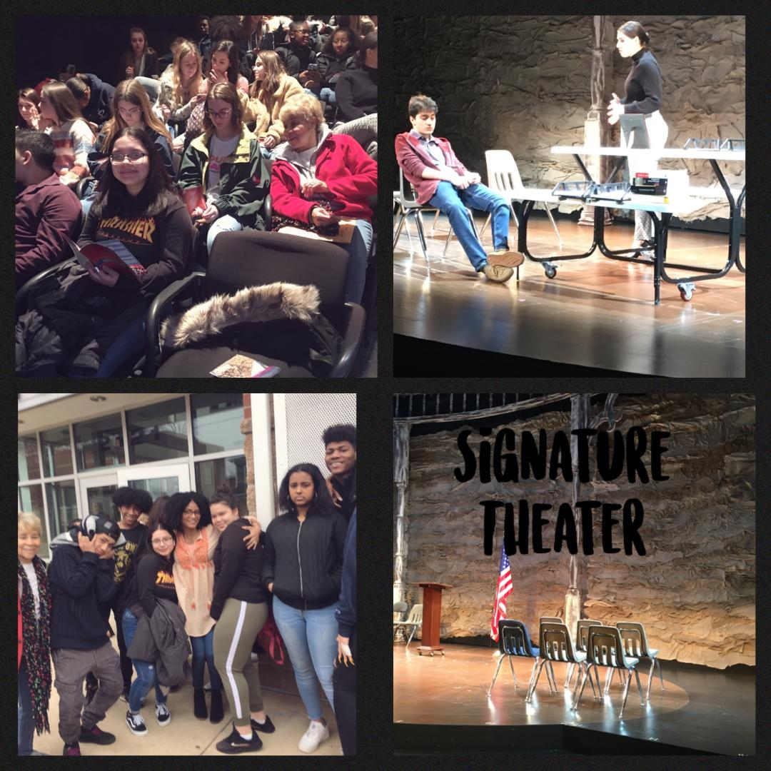 Field Trip to Signature Theater! <a target='_blank' href='https://t.co/DGjR49lkfJ'>https://t.co/DGjR49lkfJ</a>