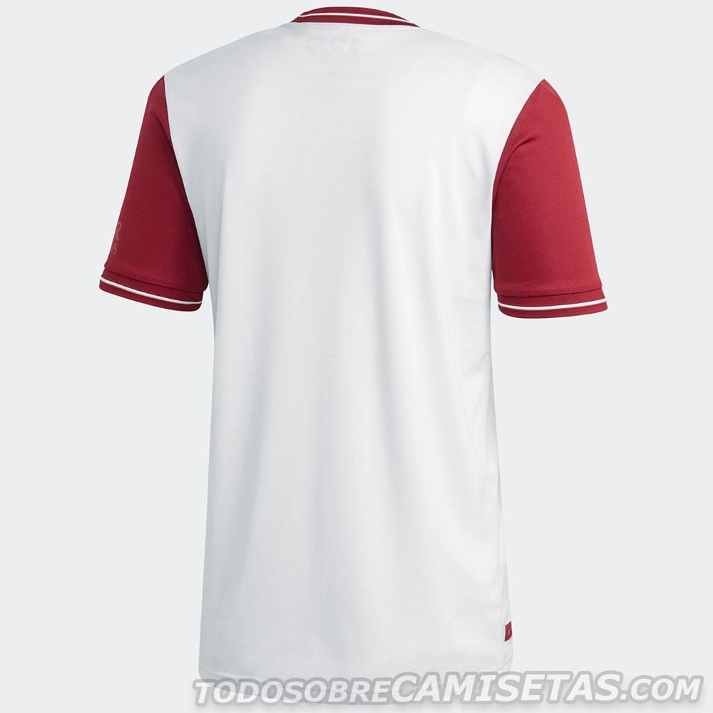 Bayern Munich 120 years adidas kit