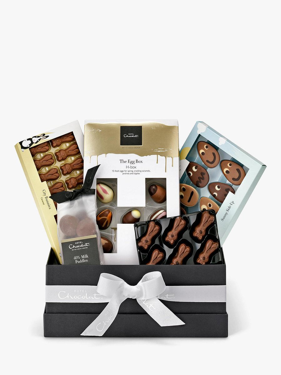 In the run up to Easter we are going to give away 2 of these great hampers, simply like, follow and retweet, we will announce winners good Friday #Competition #Easter #Giveaway #prizes #treats #FridayFeeling <br>http://pic.twitter.com/JJTceWG0JR