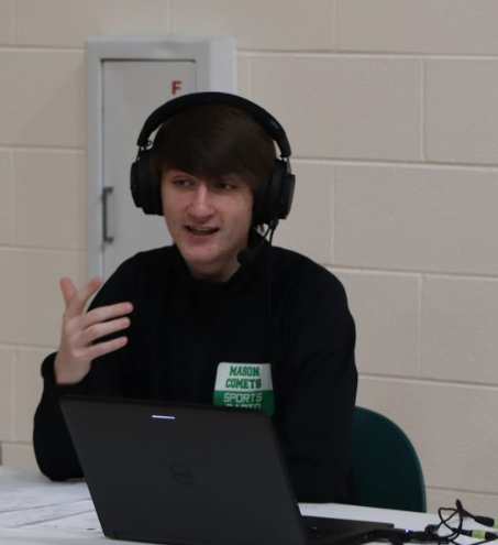 Thank you @mhschronicle for writing about Sports Radio broadcaster, mentor, and legend @aydencrowley4  Check out Abby Miller's story here  ➡️http://thecspn.com/?p=53436