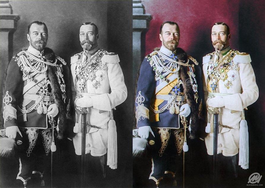 berlin king george