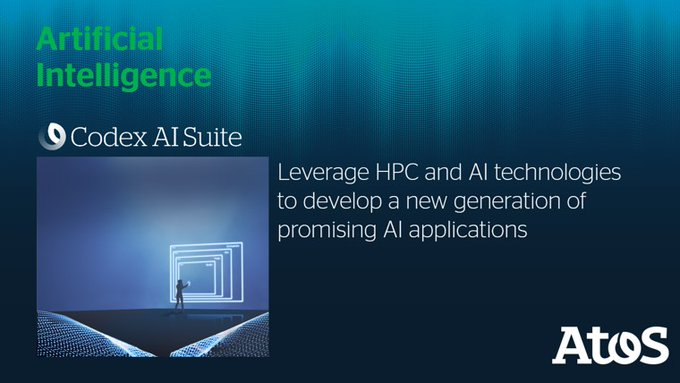 Foster the convergence between #HPC & #AI to accelerate #businesstransformation and...