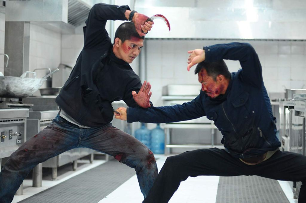 FOOT FIST FRIDAYS: Iko Uwais and Cecep Arif Rahman are Bloody Brilliant in the Ferocious Kitchen Fight Scene from THE RAID2! http://action-flix.com/2020/02/21/foot-fist-fridays-iko-uwais-and-cecep-arif-rahman-are-bloody-brilliant-in-the-ferocious-kitchen-fight-scene-from-the-raid-2/…pic.twitter.com/XVi3jftGQN