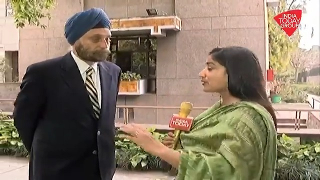 Former Indian Ambassador to the United States @NavtejSarna speaks exclusively to India Today's @geeta_mohan. Since this is Donald Trump's first abroad visit of 2020, Navtej Sarna explains its significance. Listen in.#ReporterDiaryMore videos: http://bit.ly/IndiaTodaySocial …